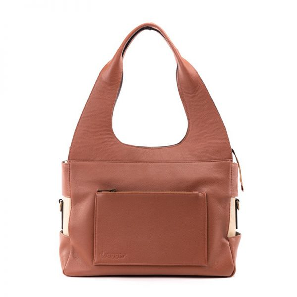 Bolso Hobo small piel madras York