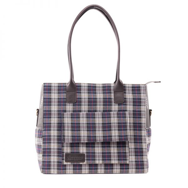 Bolso Shopper Medium Tartan