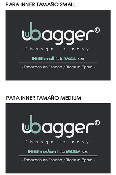 etiqueta ubagger inner