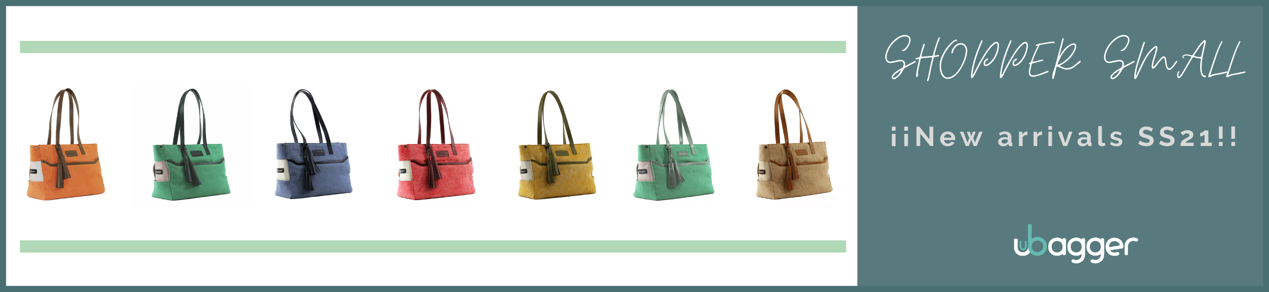 Shopper small spring and summer SS21